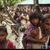 بیان-منظمة-الدفاع-عن-ضحایا-العنف-وبعض-المنظمات-الایرانیة-غیر-الحکومیة-بخصوص-مآسی-میانمار - غرق 11 طفلا من الروهینجا أثناء هروبهم من العنف فی میانمار