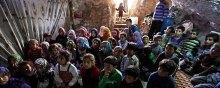 حقوق-الإنسان - أطفال هم الخاسر الوحید بسبب الحرب  فی السوریة
