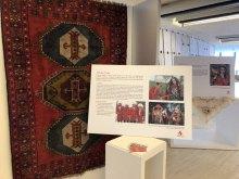 إقامة معرض الفنون الیدویّة للأقلیّات والقومیّات الایرانیّة بمنظمة الأمم المتحدة - Human Arts.Rights Exhibition (3)