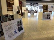 إقامة معرض الفنون الیدویّة للأقلیّات والقومیّات الایرانیّة بمنظمة الأمم المتحدة - Human Arts.Rights Exhibition (8)
