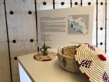 إقامة معرض الفنون الیدویّة للأقلیّات والقومیّات الایرانیّة بمنظمة الأمم المتحدة - Human Arts.Rights Exhibition (14)