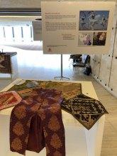 إقامة معرض الفنون الیدویّة للأقلیّات والقومیّات الایرانیّة بمنظمة الأمم المتحدة - Human Arts.Rights Exhibition (16)