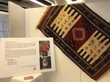 إقامة معرض الفنون الیدویّة للأقلیّات والقومیّات الایرانیّة بمنظمة الأمم المتحدة - Human Arts.Rights Exhibition (17)