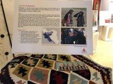 إقامة معرض الفنون الیدویّة للأقلیّات والقومیّات الایرانیّة بمنظمة الأمم المتحدة - Human Arts.Rights Exhibition (18)