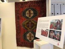 إقامة معرض الفنون الیدویّة للأقلیّات والقومیّات الایرانیّة بمنظمة الأمم المتحدة - Human Arts.Rights Exhibition (19)