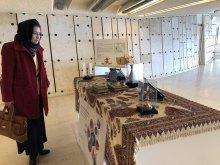إقامة معرض الفنون الیدویّة للأقلیّات والقومیّات الایرانیّة بمنظمة الأمم المتحدة - Human Arts.Rights Exhibition (20)