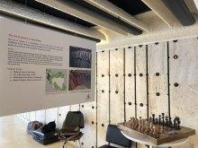 إقامة معرض الفنون الیدویّة للأقلیّات والقومیّات الایرانیّة بمنظمة الأمم المتحدة - Human Arts.Rights Exhibition (22)