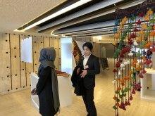 إقامة معرض الفنون الیدویّة للأقلیّات والقومیّات الایرانیّة بمنظمة الأمم المتحدة - Human Arts.Rights Exhibition (23)