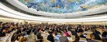 فی-مجلس-حقوق-الإنسان - تقدیم رسائل إلى 67 من کبار مسؤولی الأمم المتحدة عشیة الدورة الأربعین لمجلس حقوق الإنسان مع الدعوة إلى اتخاذ إجراء فوری بشأن العقوبات
