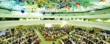 فی-مجلس-حقوق-الإنسان - لأول مرة.. عشرات الدول بمجلس حقوق الإنسان توبخ السعودیة