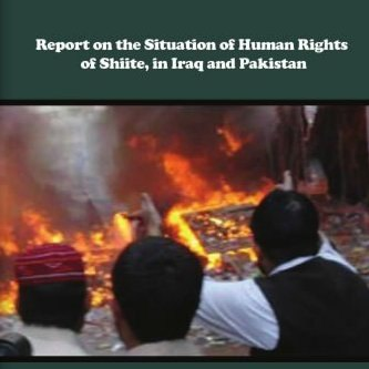 odvv - The Report on Situation of Human Rights of Shiite, in Iraq and Pakistan