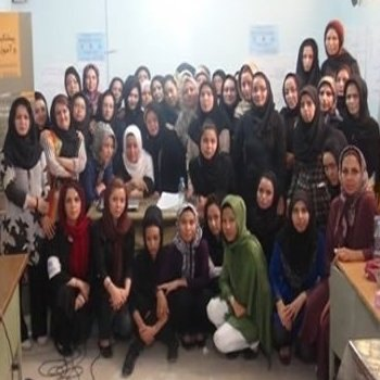 Report: Prevention of Domestic Violence & Life Skills Training for Afghan Refugees in Varamin - 2014