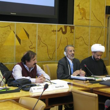 panel on islamophobia and the violation of human rights/ Geneva