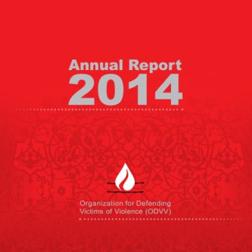 odvv - annual report 2014