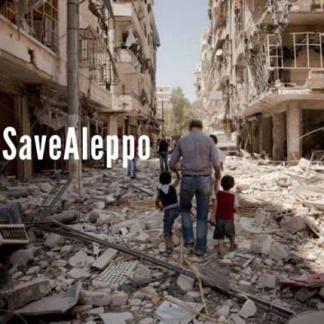 'Speak With One Voice' On 'Crimes Of Historic Proportions' In Aleppo