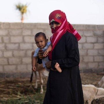 Yemen: EU-UN partnership to target 'alarming' food insecurity