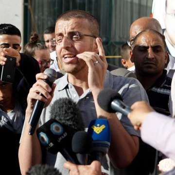 Israel: Detention of Palestinian journalist on hunger strike without charge 'unjust and cruel'