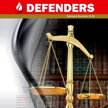 Defenders Autumn 2016