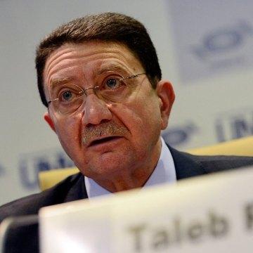 UN tourism chief criticizes U.S. travel ban, hails Iran's welcome