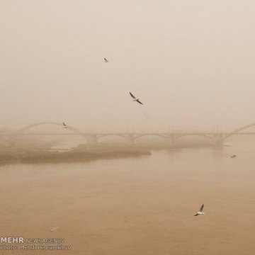 Iran tells UN: 8 million hectares of land in Iraq are hotspots of dust storms