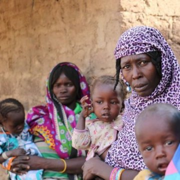 Half of Central African Republic's people need aid; Security Council discusses peace operations