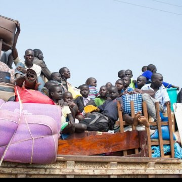 South Sudan now world's fastest growing refugee crisis – UN refugee agency