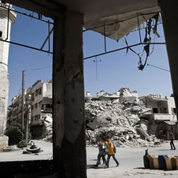 Syria: UN chief 'deeply disturbed' by reports of alleged chemical attack; OPCW investigating