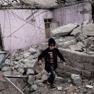 Iraq: UN assessment reveals extensive destruction in western Mosul