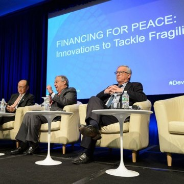Addressing 'fragility' of societies key to preventing conflicts, stresses UN chief