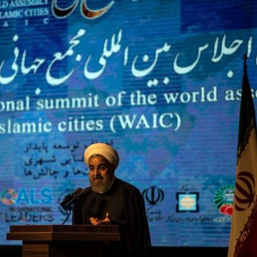Sustainable management, environment protection lead to urban health: Rouhani