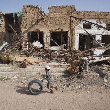 Yemen: As humanitarian crisis deepens, Security Council urges all parties to engage in peace talks