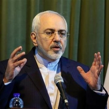 Iran's Zarif: U.S. regional allies feed terror financially, ideologically