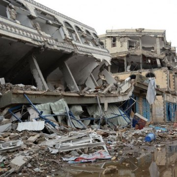 Yemen: Senior UN relief official voices concern at reports of airstrikes on civilians