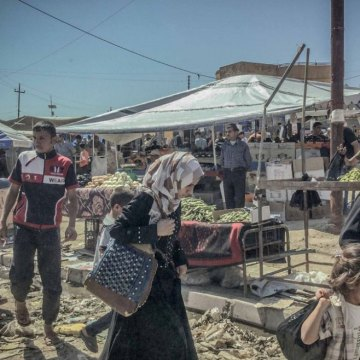 Recovery in Iraq's war-battered Mosul is a 'tale of two cities,' UN country coordinator says