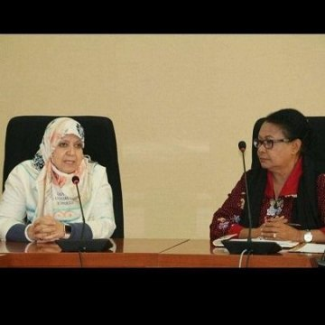 Tehran, Jakarta agree on cooperation in women's affairs