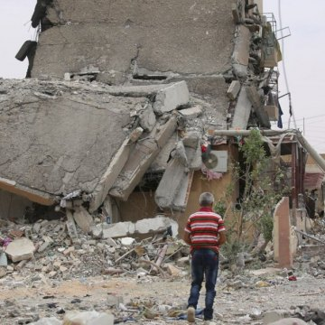 Syria: UN relief officials condemn targeting of civilians, infrastructure as airstrikes hit Raqqa