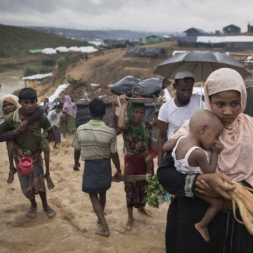 UN scaling up assistance as number of Rohingya refugees grows to over 400,000