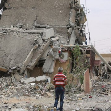 September 'deadliest month' of 2017 for Syrians, UN relief official reports