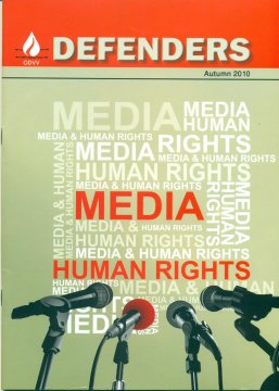 Organization-for-Defending-Victims - DEFENDERS Autumn 2010