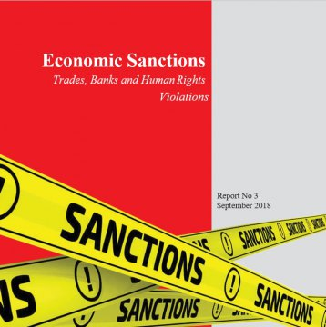 - Economic Sanctions