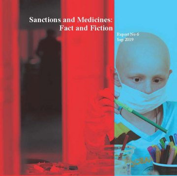 Sanctions and Medicines: Fact and Fiction