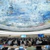 """Unilateral-Coercive-Measures-as-an-Instrument-of-Economic-Terrorism""-Exhibit-Held - The Statement of 11 NGO's in consultative Status to ECOSOC on the Human Rights Situation in I. R. Iran"