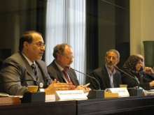 Panel on Shia Minorities Victims of Violence and Extremism/ Geneva - LG_1397369734_5