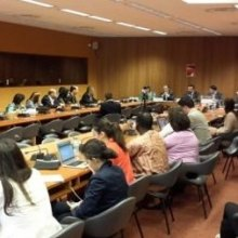 Panel held on the sidelines of the 27th Session of the Human Rights Council on