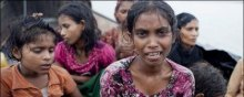 violence - Beyond the Middle East: The Rohingya Genocide