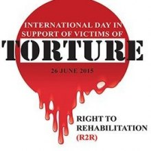 torture - By Organization for Defending Victims of Violence: On the occasion of International Day in Support of Victims of Torture