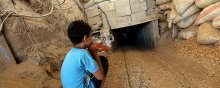 Tunnels between Egypt and Gaza: the Only Access of Gaza Strip Civilians to Their Daily Essentials - Gaza
