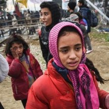 Refugees - 2015 to see record number of forced displacements: UN