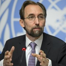 - Zeid deplores mass execution of 47 people in Saudi Arabia