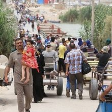 'Staggering' civilian death toll in Iraq
